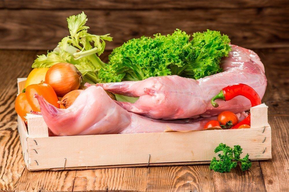 Фальшивый заяц и другие блюда из кролика